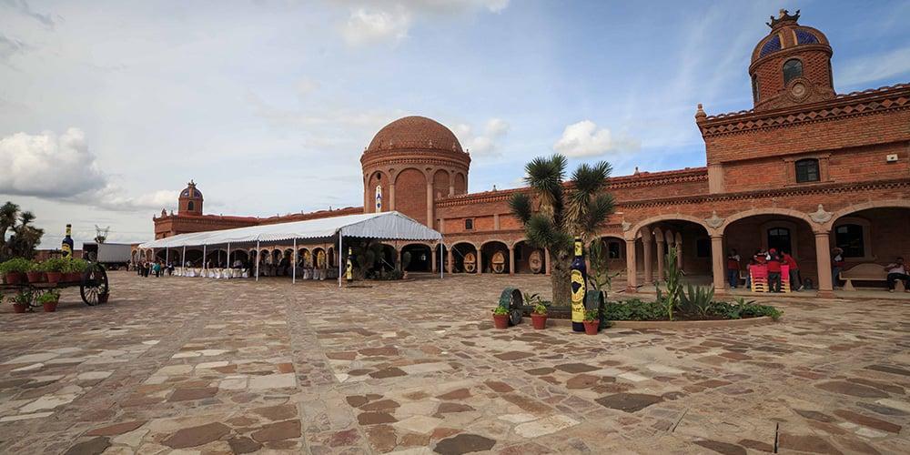 Palacio de los Espíritus