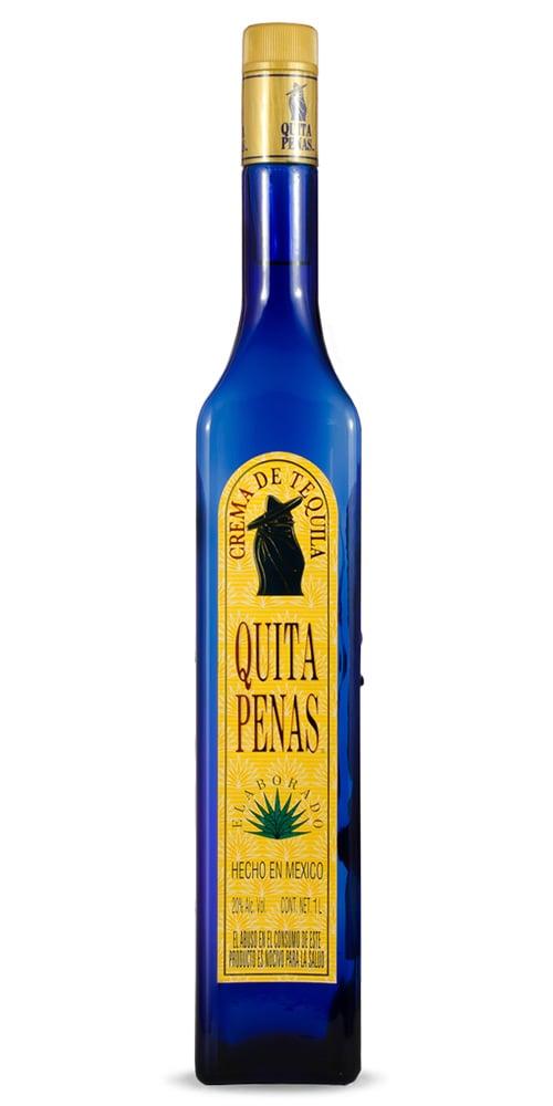 Crema de Tequila Quita Penas