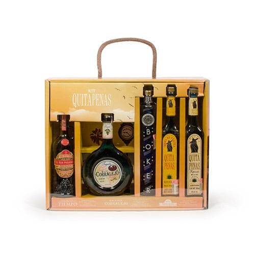 QUITA PENAS GIFT KIT: