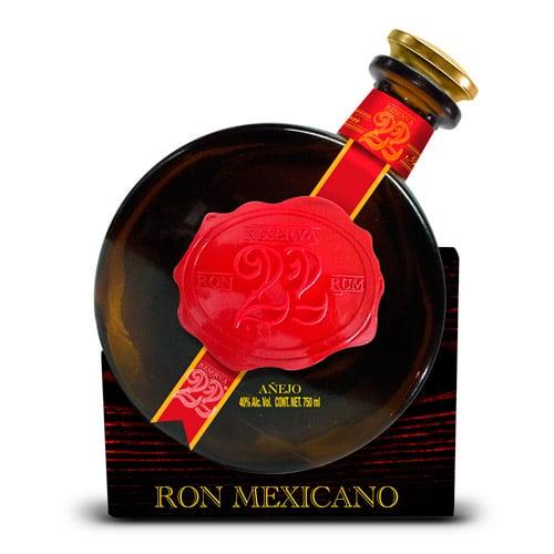 Ron Reserva 22