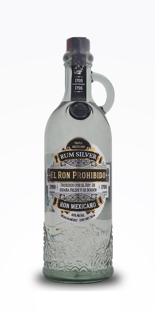El Ron Prohibido Silver