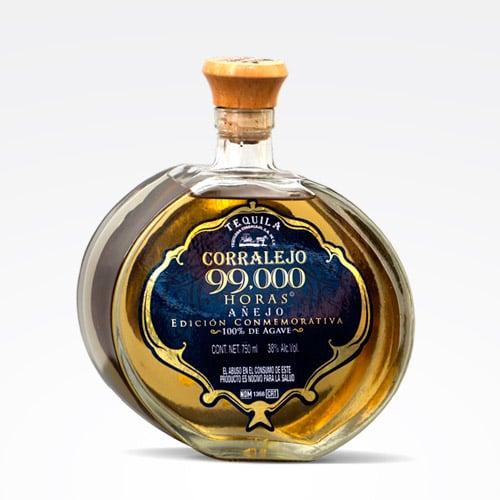 Tequila Añejo 99000 Horas