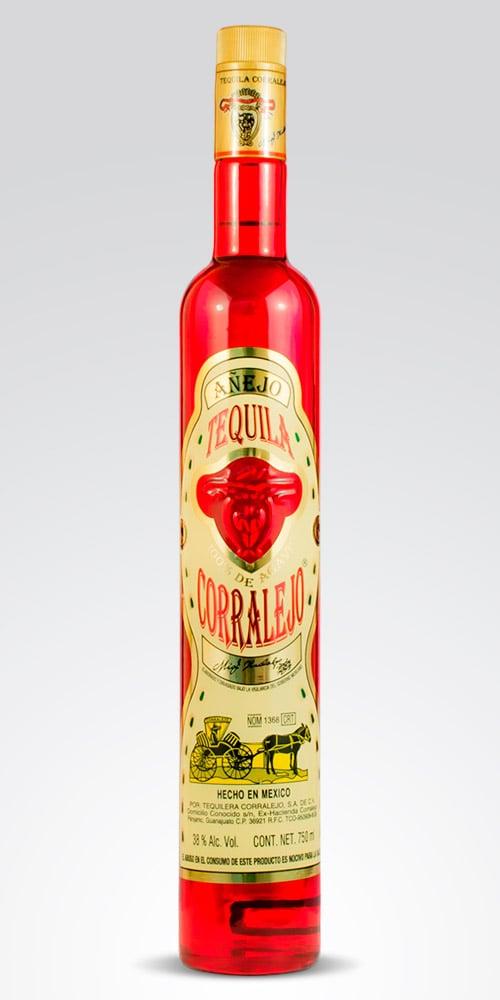 Tequila Añejo Corralejo