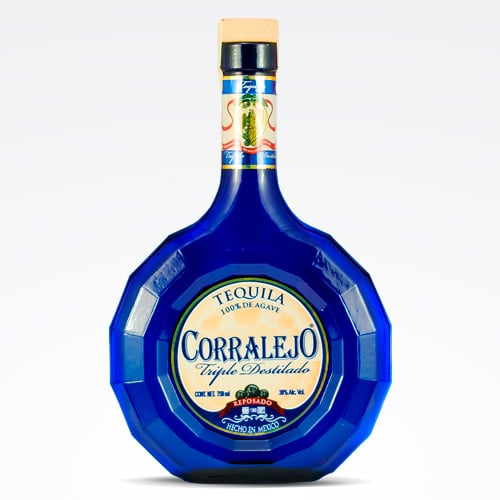 Corralejo Triple Distilled Tequila.