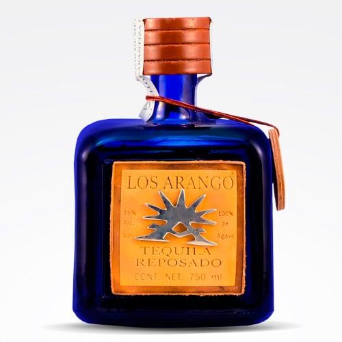 Tequila Reposado Los Arango