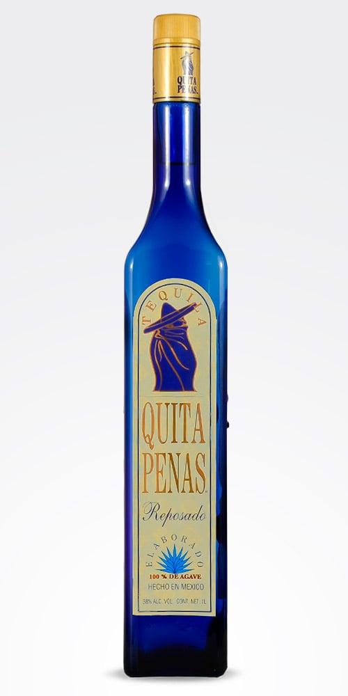 Tequila Reposado Quita Penas